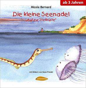"""Die kleine Seenadel """"Auf zur Steilküste"""""""