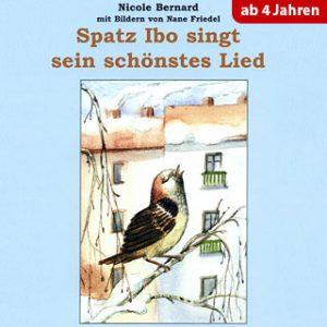 Spatz Ibo singt sein schönstes Lied
